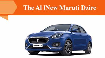Know what all the New Maruti Dzire has to offer