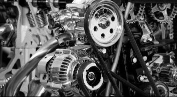 What is a car alternator?