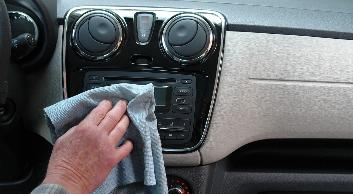 Car interior cleaning tips