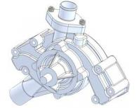 COOLANT PUMP, MECHANICAL
