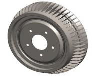 DRUM - MBR COMPL-ROTARY, RR LH WHEEL (1