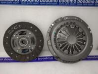 CLUTCH DISC AND PLATE