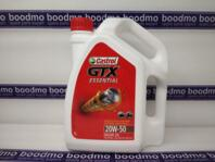 Engine Oil 20W50 (3L) (Castrol GTX Essential)