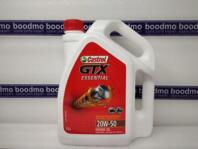 Engine Oil 20W50 (3.5L) ( Castrol GTX Essential)