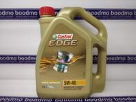 Engine Oil 5W40 (3.5L) (Castrol Edge Advanced Full Synthetic Oil)