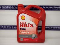 Engine Oil 20W50 (3L) (Shell Helix HX3)