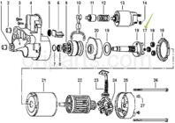 Mahindra Xylo Starter In India Car Parts Price List