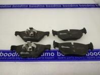 Rear Brake Pad Set, disc brake
