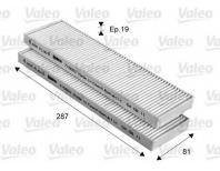 pack of one Blue Print ADG02549 Cabin Filter