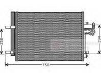 940406 Genuine Nissens A//C Air Con Condenser