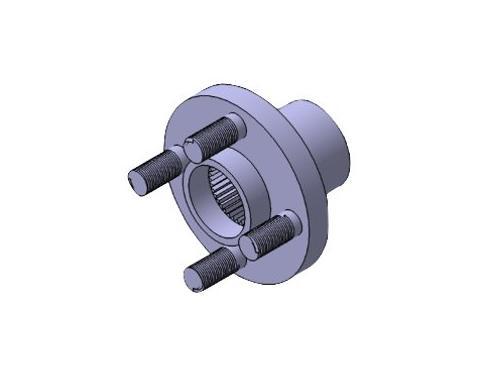 26866 MAPCO Wheel Hub