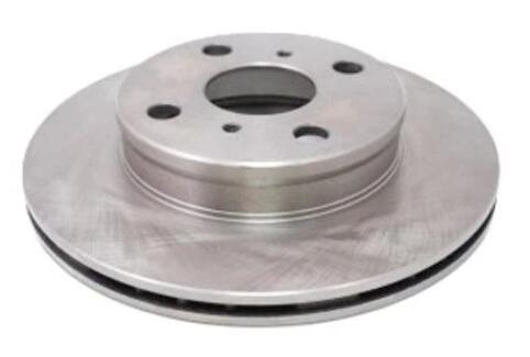 front No internally ventilated 2 Brake Disc Blue Print ADZ94323 Brake Disc Set of Holes 4