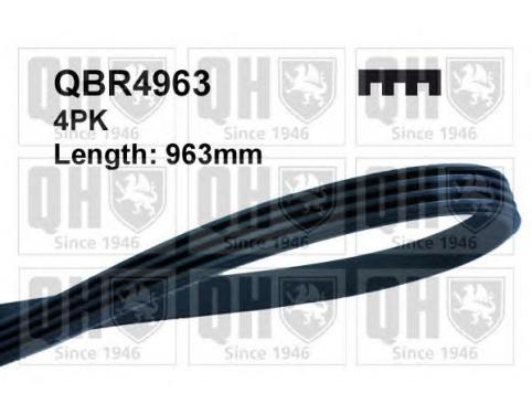 Contitech 4PK780V-Ribbed Belt