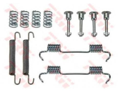 Mintex New Brake Shoe Accessory Fitting Kit MBA895 Mintex MBA895