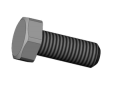 HEX SCREW WITH COLLAR