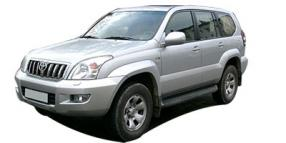 TOYOTA LAND CRUISER PRADO J120 3.0 GX AT