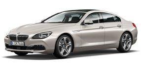 BMW 6 (F06) 640d (LCI)