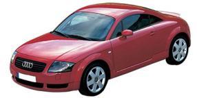 AUDI TT (8N3) 3.2 VR6 quattro