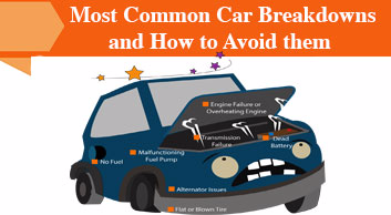 Most Common Car Breakdowns and How to Avoid them