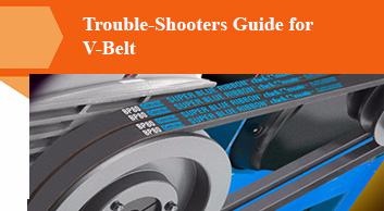 Trouble-Shooters Guide for V-Belt