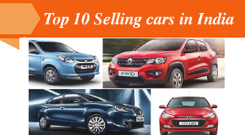 Top 10 Selling Cars in India 2018