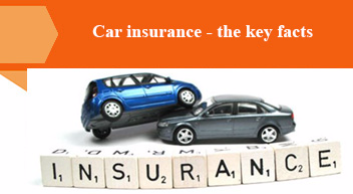Car insurance - the key facts
