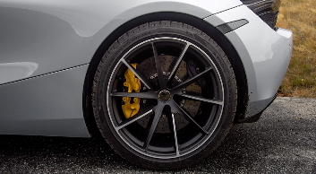 Car tyre size guide and measurement