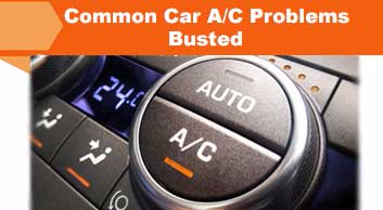 DIY: Common Car Air Conditioning Problems Busted