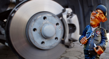 Difference between drum brakes and disc brakes