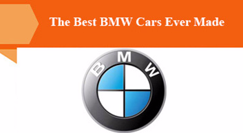 The Best BMW Cars Ever Made