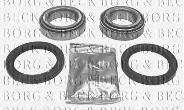 BORG BWK1399 WHEEL BEARING KIT Front